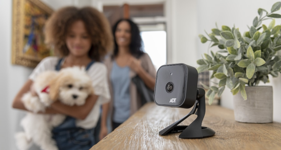 Bend home security camera
