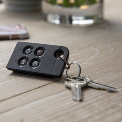 Bend security key fob
