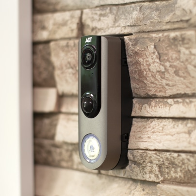 Bend doorbell security camera